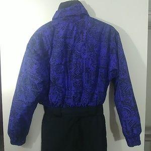 Fera Skiwear Pants - Vintage Fera Skiwear 80's Retro Snow Suit Onesie